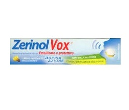 ZERINOLVOX LIMONE/EUCAL 18PAST