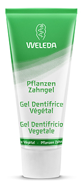 GEL DENTIFRICIO VEG 75ML NF
