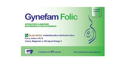 GYNEFAM FOLIC 90CPS MOLLI
