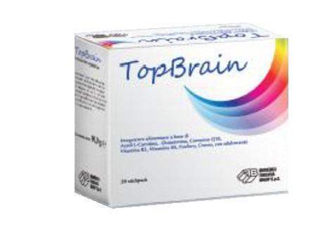 TOPBRAIN 20 STICK 4,5 G