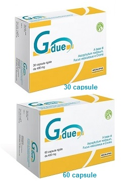 GDUE 60 CAPSULE