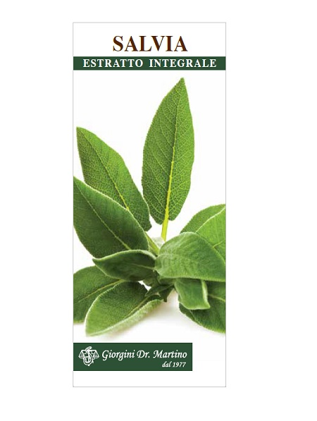 SALVIA ESTRATTO INTEGRALE200ML