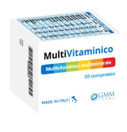 GMM MULTIVITAMINICO 30CPR