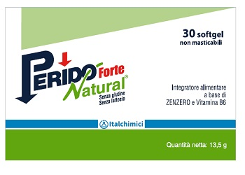 PERIDO NATURAL FORTE 30SOFTGEL
