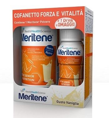 MERITENE POL+DRINK OMAGGIO VAN