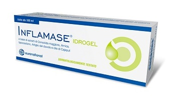 INFLAMASE IDROGEL 100ML