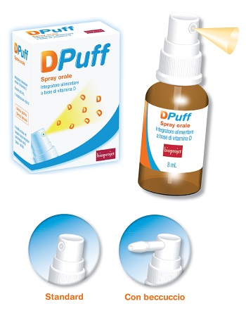 DPUFF SPRAY 8ML