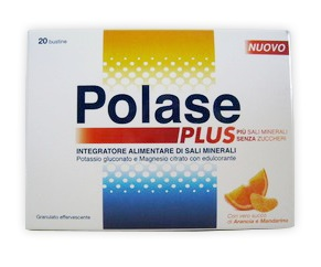 POLASE PLUS 20 BUSTE