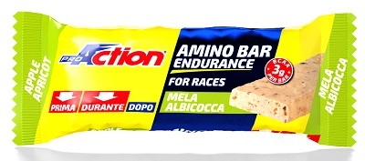 PROACTION AMINO BAR ME/ALB 40G
