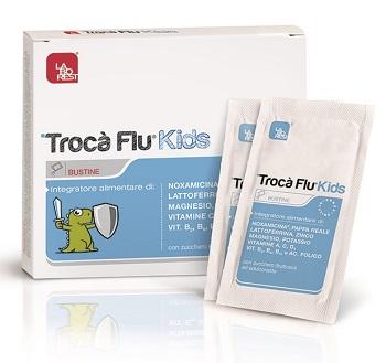TROCA\' FLU KIDS 10BUST