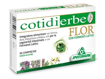 COTIDIERBE FLOR 30 COMPRESSE