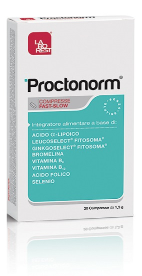 PROCTONORM 20CPR