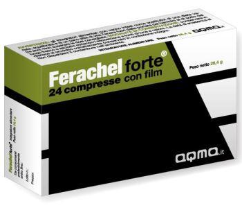 FERACHEL FORTE 24 COMPRESSE FILMATE