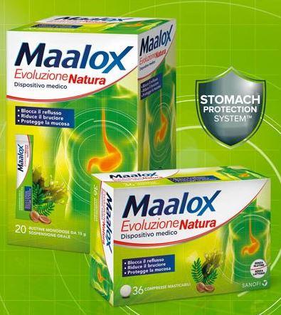MAALOX EVOLUZIONENATURA 20BUST
