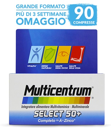 MULTICENTRUM SELECT 50+ 90CPR
