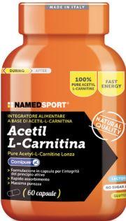 ACETIL L-CARNITINE 60CPS