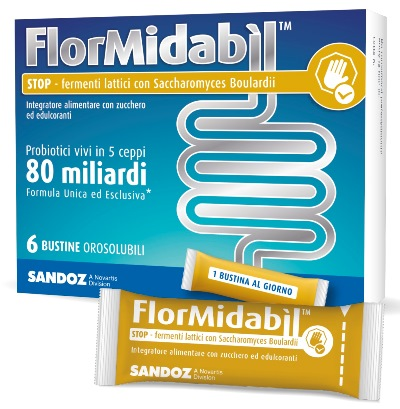 FLORMIDABIL STOP 6 BUSTINE