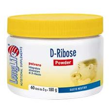 LONGLIFE D-RIBOSE POWDER 180 G
