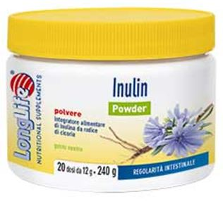 LONGLIFE INULINA POWDER 240 G