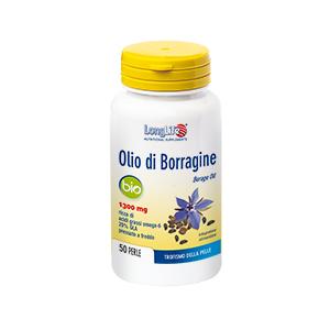LONGLIFE OLIO BORRAG BIO 50PRL