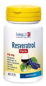 LONGLIFE RESVERATROL FORTE 60 CAPSULE