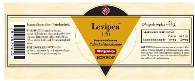 LEVIPEA EINSOF 120 120 CAPSULE VEGETALI