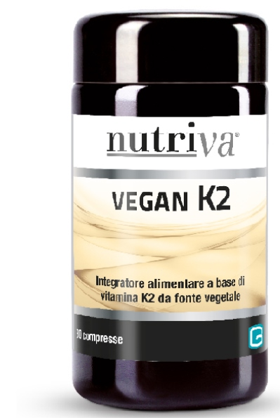 NUTRIVA VEGAN K2 30CPR