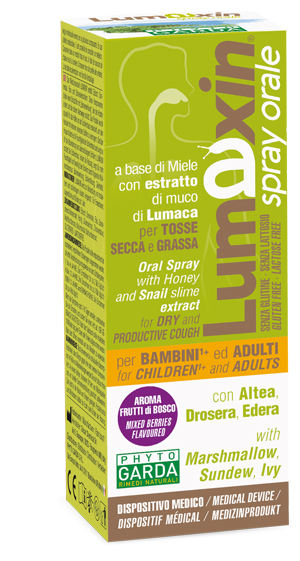LUMAXIN SPRAY ORALE DM 15ML