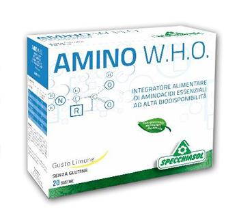 AMINO WHO 20 BUSTE