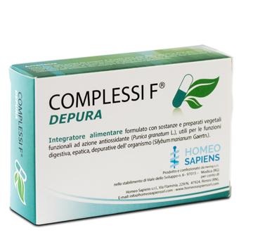 COMPLESSI F DEPURA 30 COMPRESSE