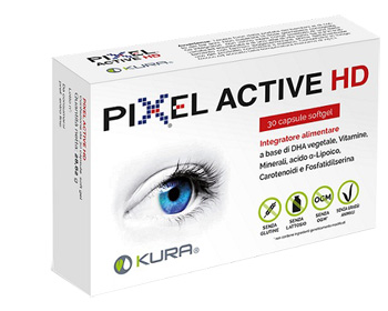 PIXEL ACTIVE HD 30CPS MOLLI