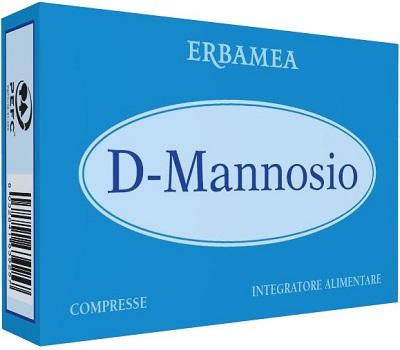 D-MANNOSIO 24 COMPRESSE 20,4 G