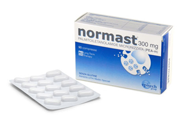 NORMAST 300MG 90CPR