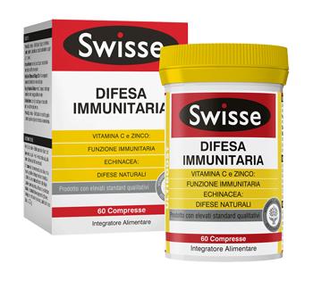 SWISSE DIFESA IMMUNITARIA 60 COMPRESSE