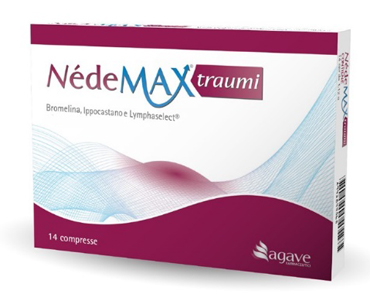 NEDEMAX TRAUMI 14 COMPRESSE 16,24 G