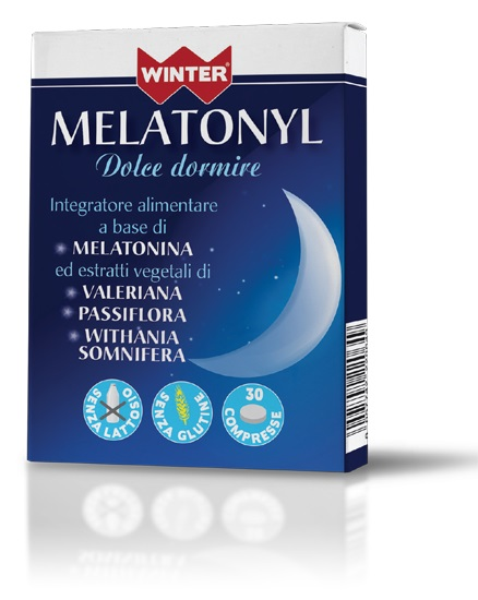 WINTER MELATONYL DOLCE DORMIRE 30 COMPRESSE