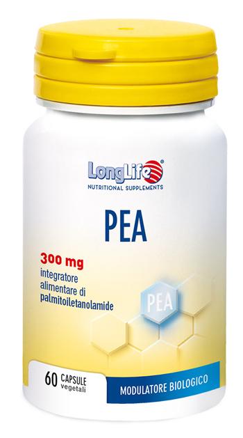 LONGLIFE PEA 60 CAPSULE