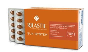 RILASTIL SUN SYSTEM 30 CAPSULE PREZZO SPECIALE