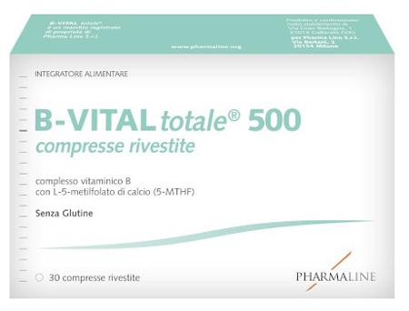 B-VITAL TOTALE 500 30 COMPRESSE