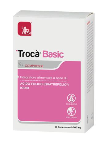 TROCA\' BASIC 30 COMPRESSE