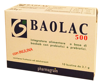 BAOLAC POLVERE 10 BUSTINE
