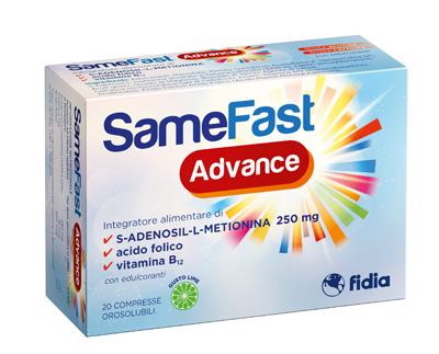 SAMEFAST ADVANCE 20 COMPRESSE OROSOLUBILI