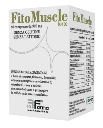 FITOMUSCLE FORTE 60 COMPRESSE