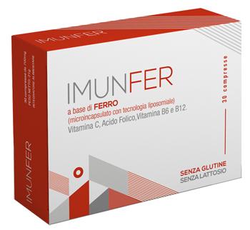 IMUNFER 30 COMPRESSE