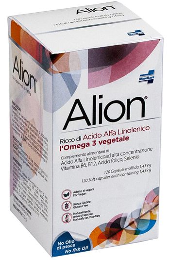 ALION OMEGA 3 VEGETALE 120 CAPSULE