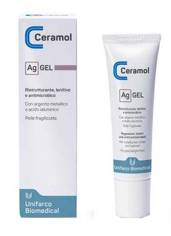 CERAMOL AG GEL 30 ML