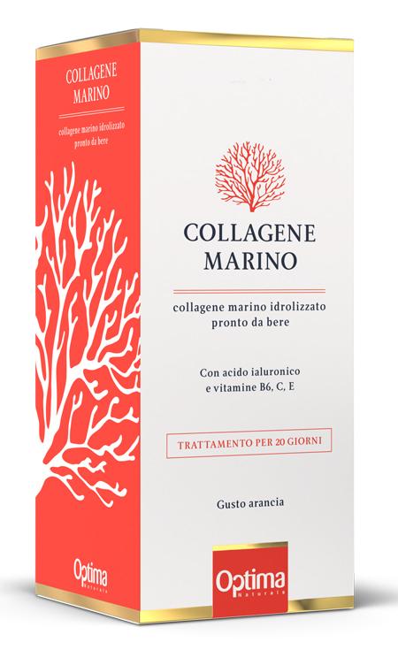 COLLAGENE MARINO IDROLIZZATO LIQUIDO PRONTO DA BERE 500 ML