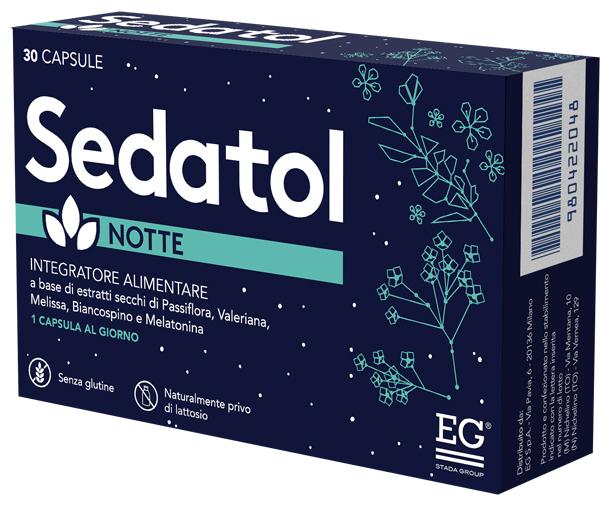 SEDATOL NOTTE 30 CAPSULE