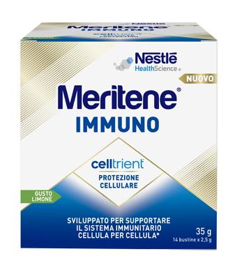 MERITENE IMMUNO 14 BUSTINE DA 2,5 G