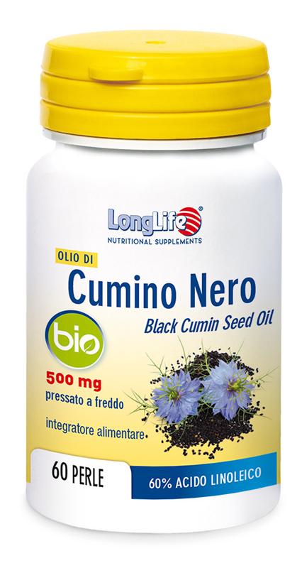 LONGLIFE OLIO CUMINO BIO 60 PERLE